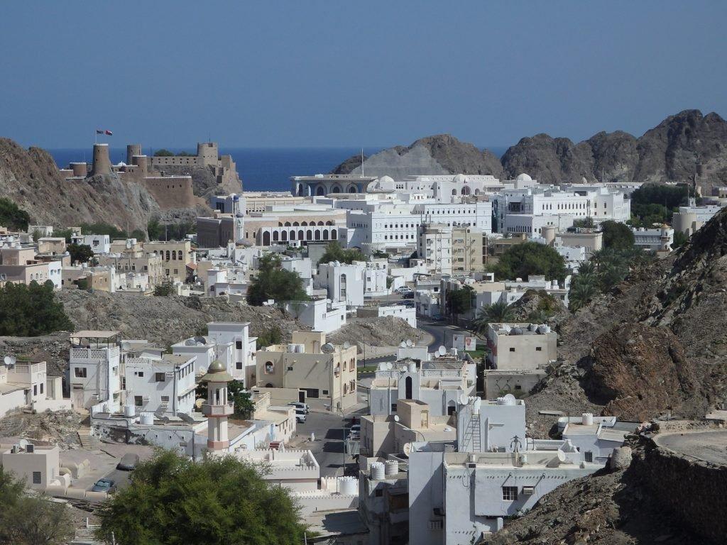 Работа в Омане
